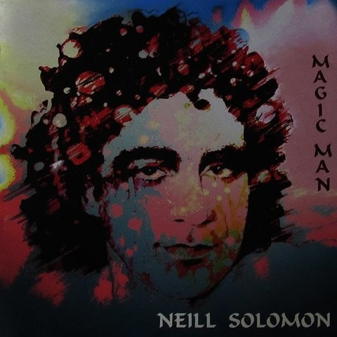 Magic Man – Neill Solomon