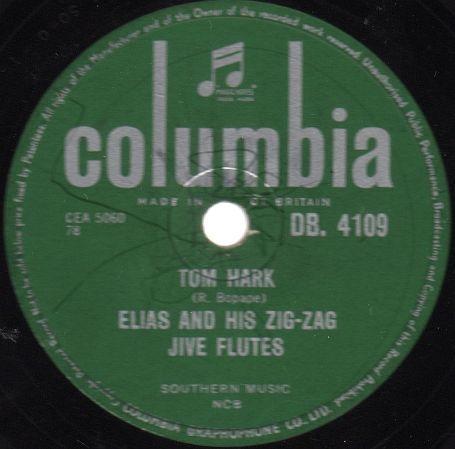 Tom Hark - Elias & His Zig Zag Jive Flutes