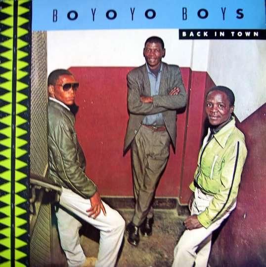 Boyoyo Boys