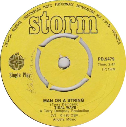 Man On A String – The Tidal Wave