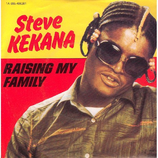 Raising My Family – Steve Kekana