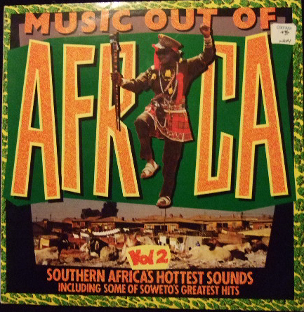 Various - Music Out Of Africa Volume 2