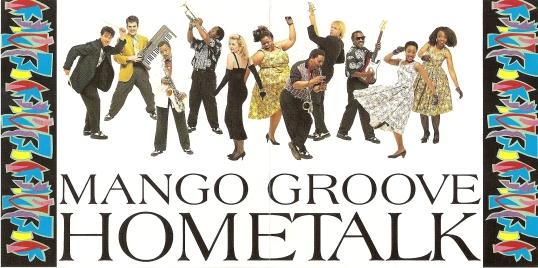 Mango Groove - Hometalk