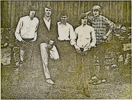 John E Sharpe & The Squires