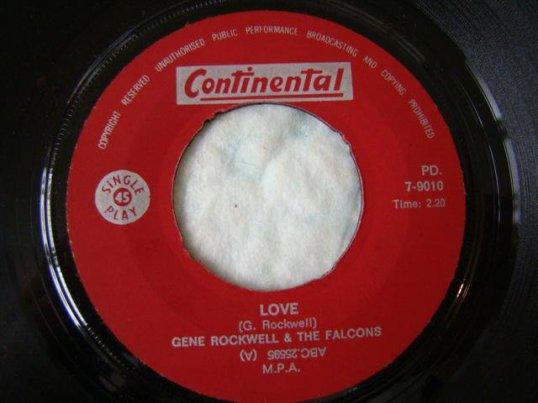 Love - Gene Rockwell