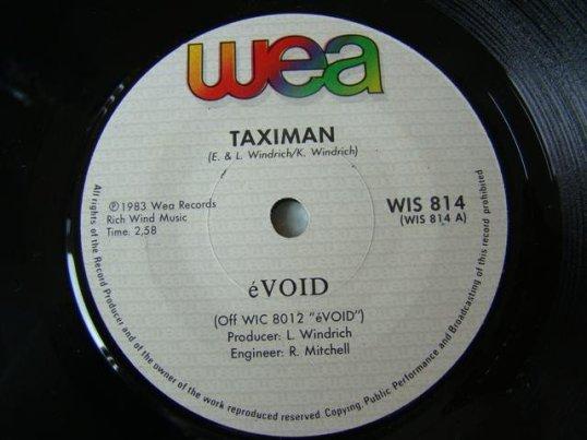 Taximan - éVoid