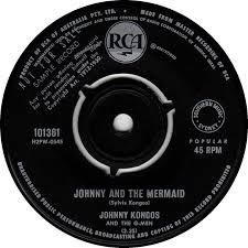 Johnny & The Mermaid - Johnny Kongos & the G-Men