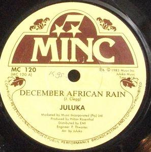 December African Rain - Juluka