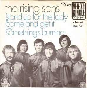 Stand Up For The Lady - Rising Sons