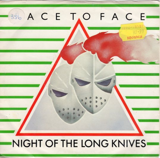 Night Of The Long Knives - Face To Face