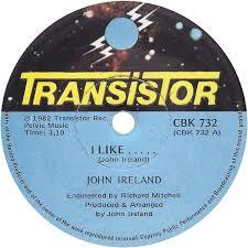 I Like... - John Ireland