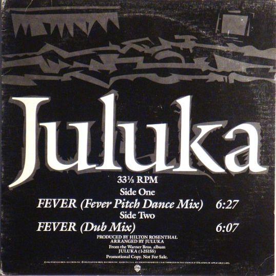 Fever - Juluka