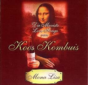 Mona Lisa: Die Mooiste Love Songs - Koos Kombuis