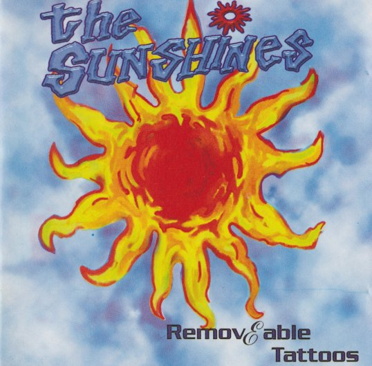 Removable Tattoos - Sunshines