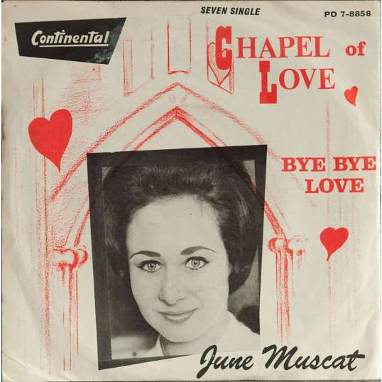 Chapel Of Love - June Muscat