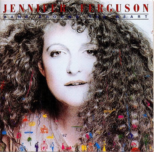 Hand Around The Heart - Jennifer Ferguson
