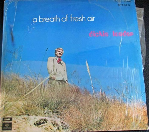 Dickie Loader - A Breath Of Fresh Air