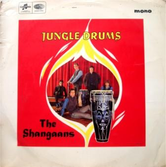 Jungle Drums - Shangaans