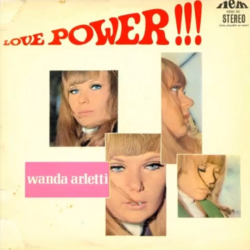 Love Power - Wanda Arletti