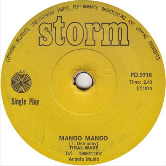 Mango Mango – Tidal Wave