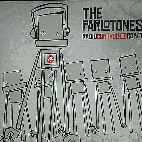 Radiocontrolledrobot -Parlotones