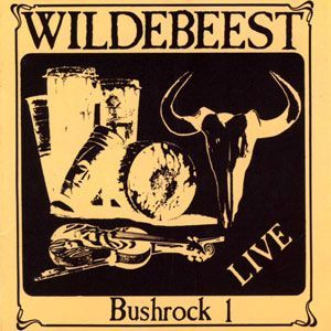 Bushrock 1 - Wildebeest