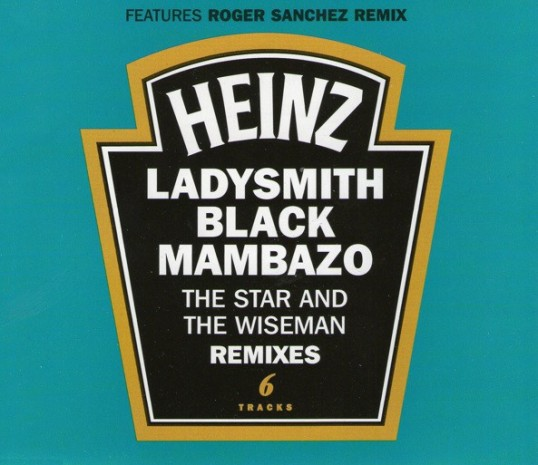 A Star And The Wisemen – Ladysmith Black Mambazo