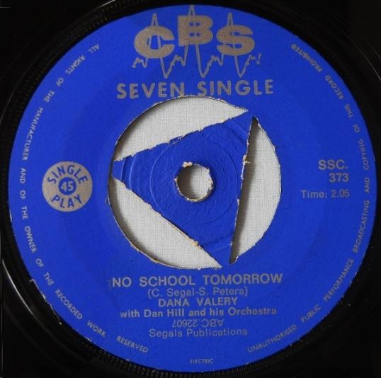 No School Tomorrow – Dana Valery