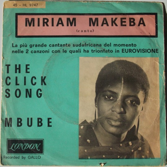 The Click Song – Miriam Makeba
