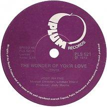 The Wonder Of Your Love – Jody Wayne