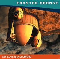 My Love Is A Leopard – Frosted Orange