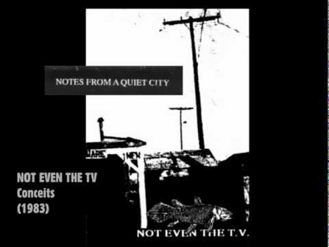 Conceits – Not Even The TV