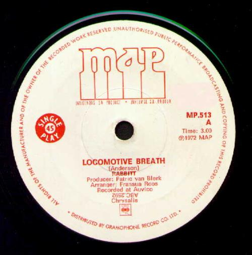 Locomotive Breath – Rabbitt