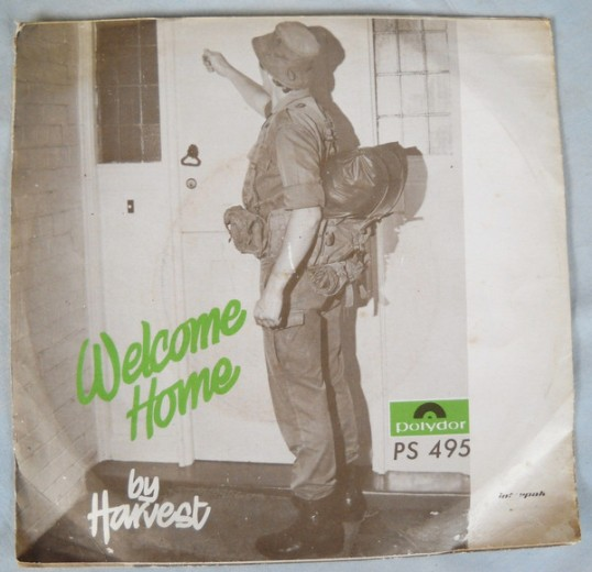 Welcome Home – Harvest