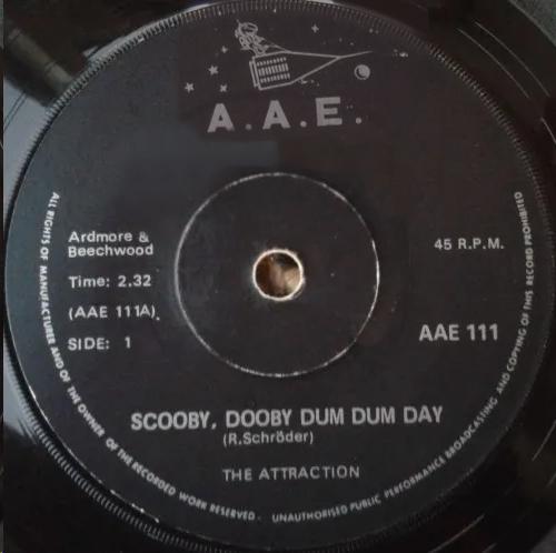 Scooby Dooby Dum Dum Day – The Attraction