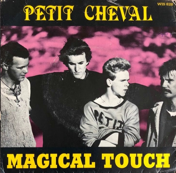 Magical Touch – Petit Cheval