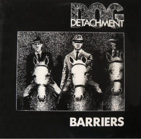 Barriers - Dog Detachment